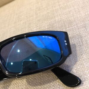 safilo blue bay Accessories - Safilo Blue Bay Mirror Sunglasses